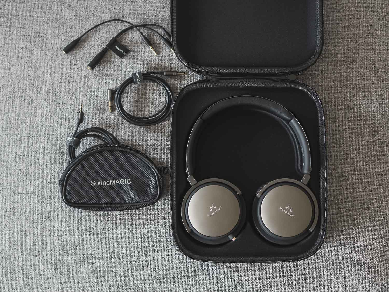 SoundMAGIC Vento P55 V3 Unboxing