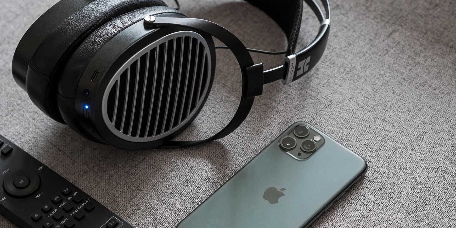 Hifiman Ananda Bluetooth iPhone 11 Pro