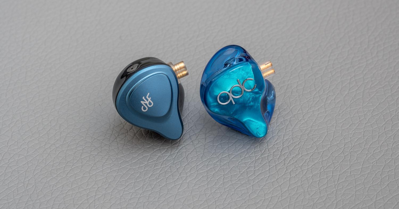 NF Audio NA1 vs qdc Neptune